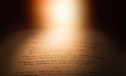 Bài 1 – ĐỨC CHÚA JÊSUS VÀ KINH THÁNH