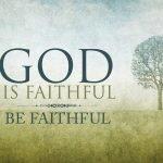 Sự Thành Tín Của Đức Chúa Trời – Mathiơ 1:1-25